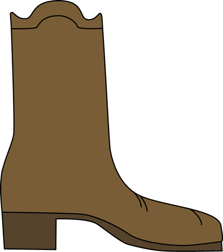 442x500 Cowboy Boots Clipart Free Download Clip Art On 2