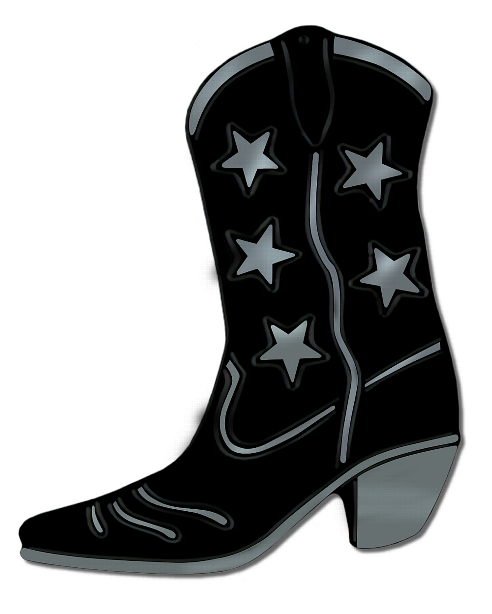 1000x1249 Pictures Of Cowboy Boots And Hats Clipart