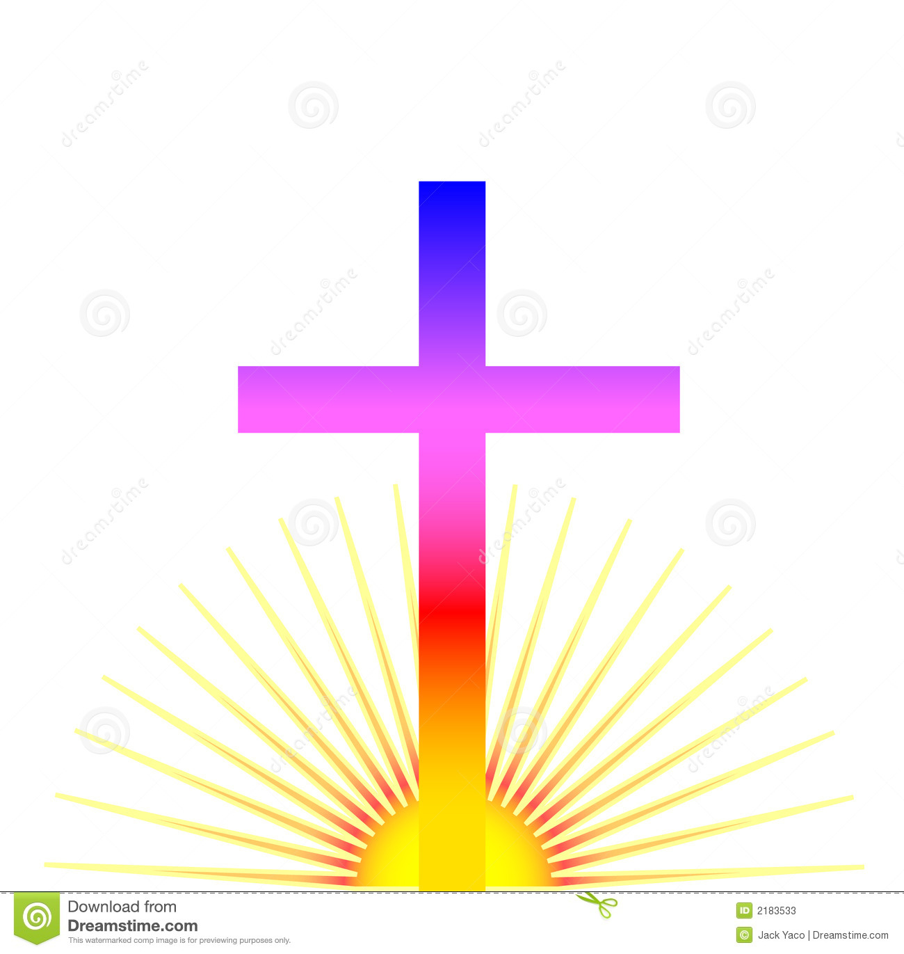 1300x1371 Cross Sunrise Clipart