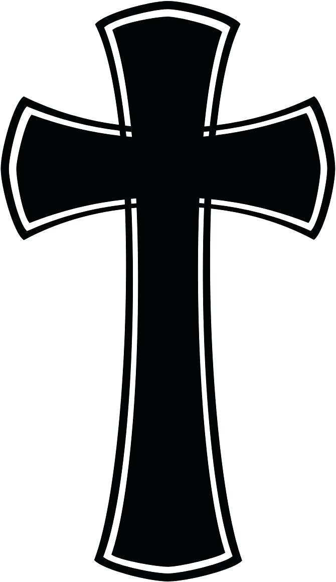 670x1158 Crosses Clipart Rough Edge Cross Religious Crosses Clipart