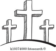 213x194 Three Crosses Clipart Illustrations. 1,181 Three Crosses Clip Art