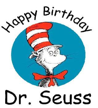 318x350 Dr. Seuss Happy Birthday Shirt Clipart Panda