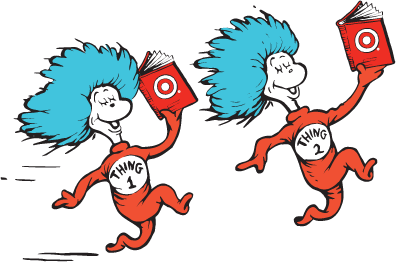 396x262 Dr Seuss Characters No Place For Sheep