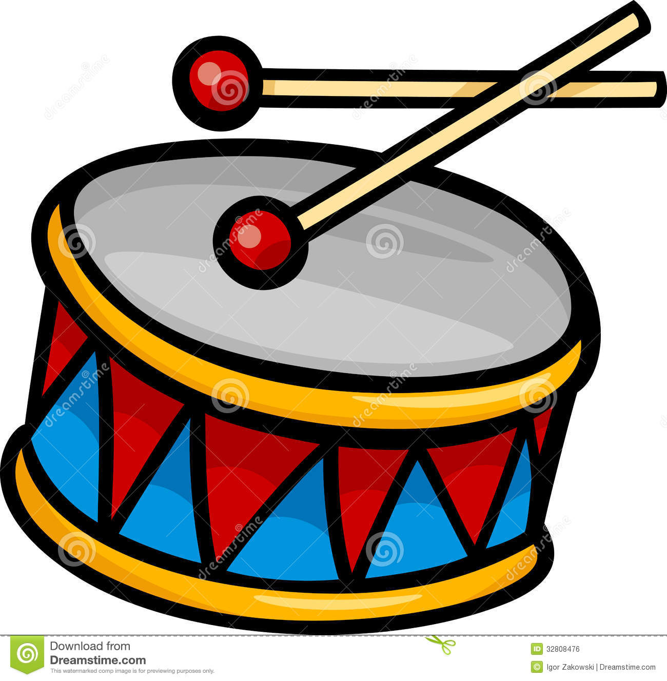 1300x1327 Free Clipart Drums