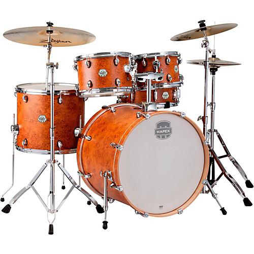 500x500 Mapex Storm Rock 5 Piece Drum Set Musician's Friend