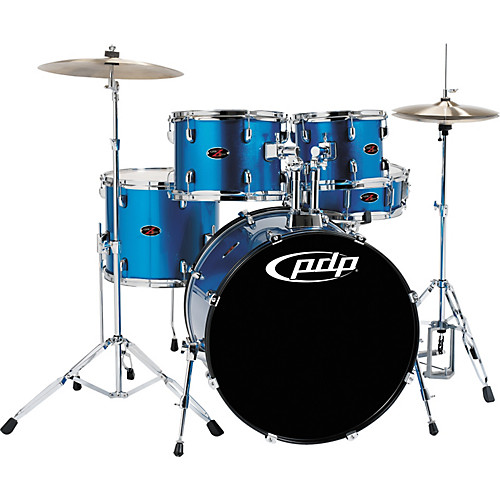 500x500 Pdp By Dw Z5 5 Piece Drum Set With Cymbals Musician's Friend