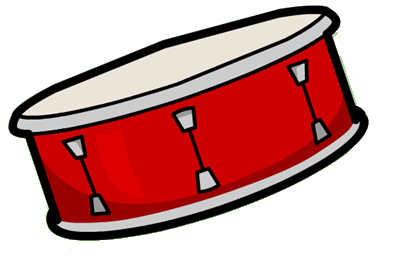 399x265 Snare Drum Coloring Page Color Drums Clip Art
