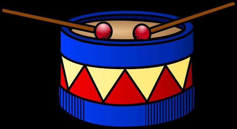 756x412 Drums Clip Art