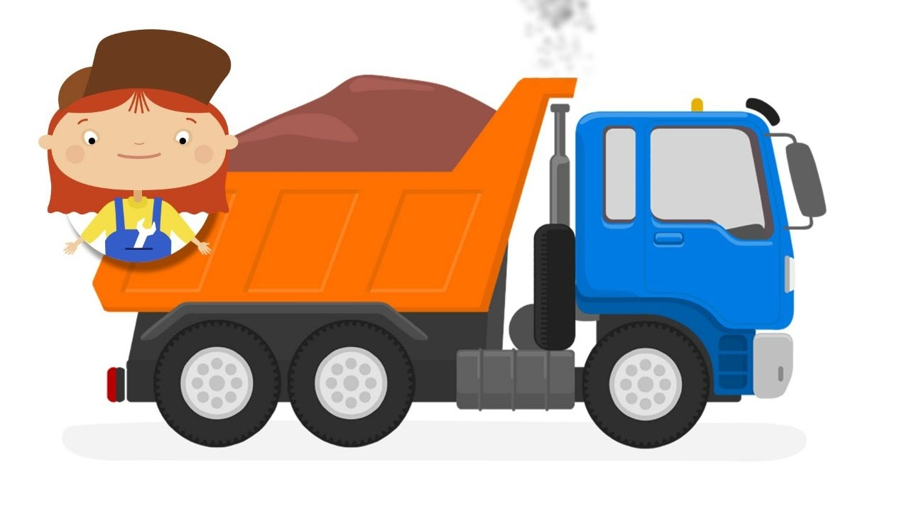 1280x720 Doctor Mcwheelie. Garbage Truck, Truck And Concrete Truck.