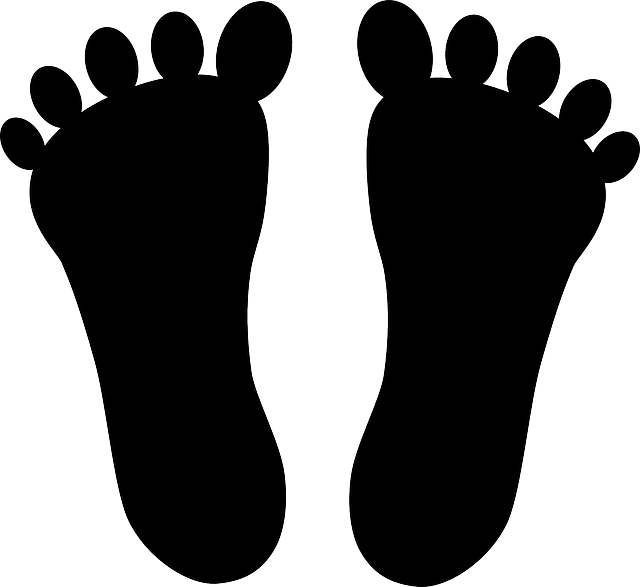 640x587 Walking Feet Cartoon Pictures Of Feet Free Download Clip Art