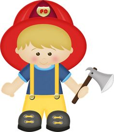 236x273 Matching Clipart! Bright And Fun! Firefighter Clipart Fireman