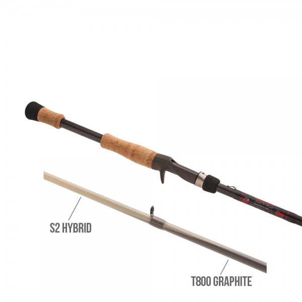 600x600 Klx Feel N Reel S2 Hybrid 6' 8 Medium Heavy Fishing Rod
