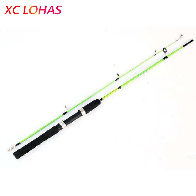 640x640 Random Color Solid Glass Fiber Lure Fishing Rod 1.2 1.3 1.4m
