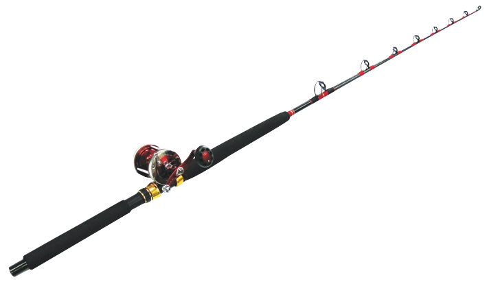 709x414 Sure Catch Cw1 Overhead Fishing Rod Amp Reel Combination Fishing
