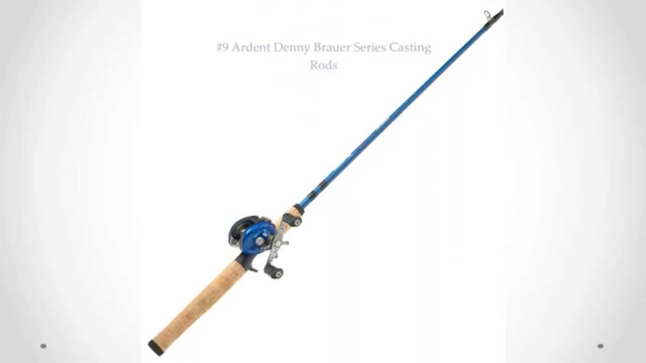 1280x720 Top 10 Fishing Rod For Bass Fishing
