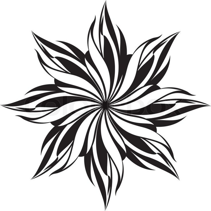 736x736 26 Best Flower Drawings Images Mandalas, Clip Art