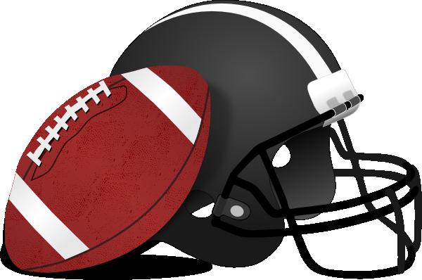 600x398 Football Helmet Clip Art