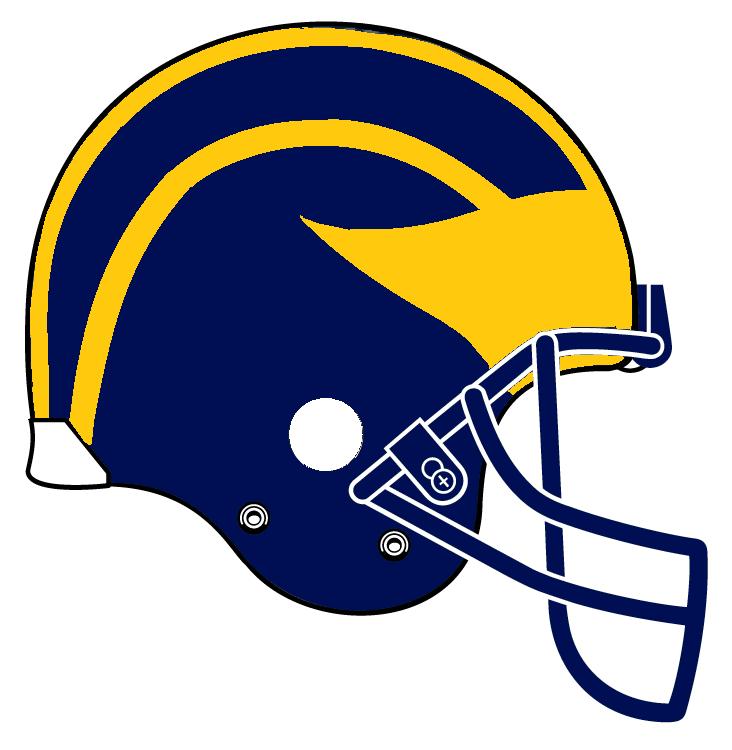 732x750 Helmet Clipart Michigan Football