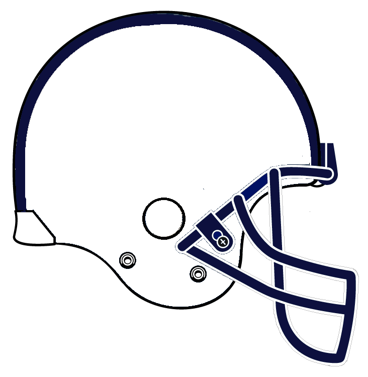 732x750 Blank Football Helmet Clipart Kid 3