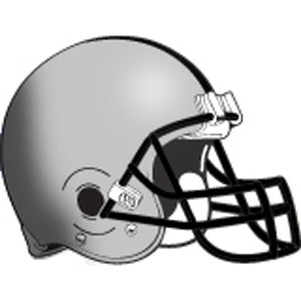1024x1024 Blank Football Helmet Clipart Kid 7