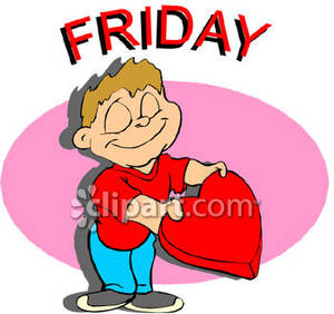 300x282 Funny Friday Greetings Happy Friday Clipart Graphics Ments