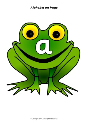 302x427 Frog Themed Classroom Printables