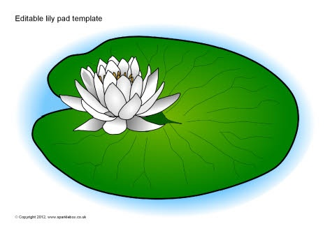 472x334 Lilly Pad Clipart