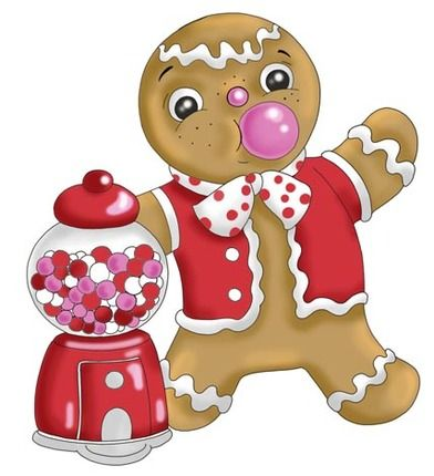 Pictures Of Gingerbread Man