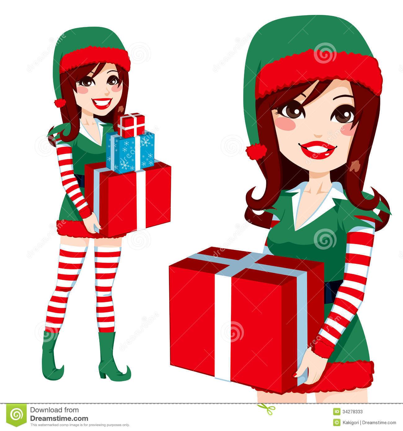 1300x1390 Elf Clipart Santa Helper