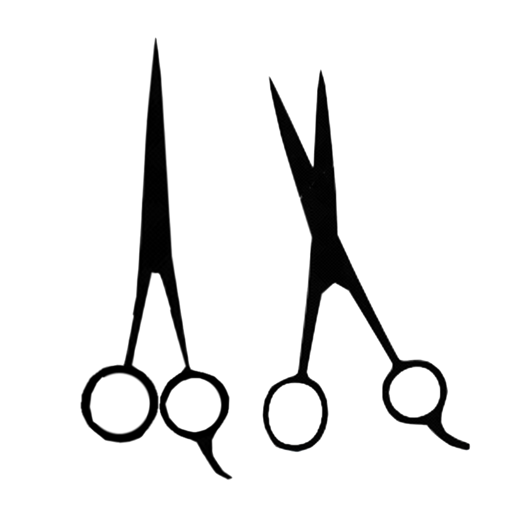 1024x1024 Hair Scissors Vector Free Download