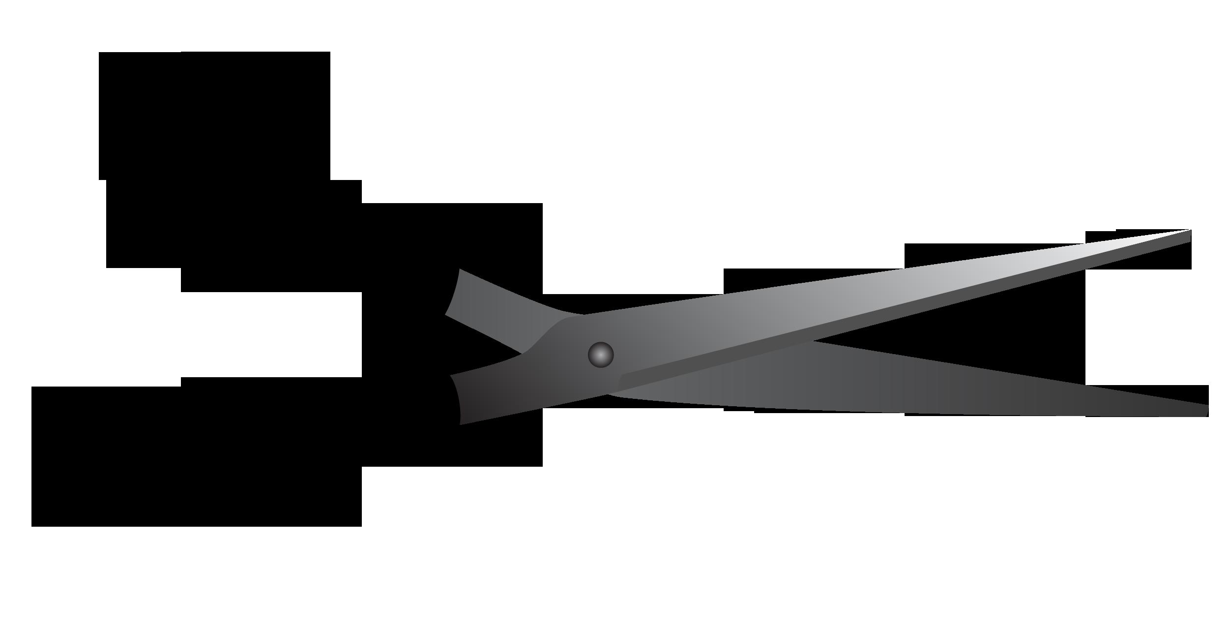 2500x1279 Scissors Clipart
