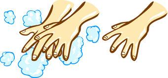 341x160 Wet Hands Clipart
