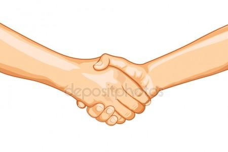450x300 Shaking Hands Stock Vectors, Royalty Free Shaking Hands