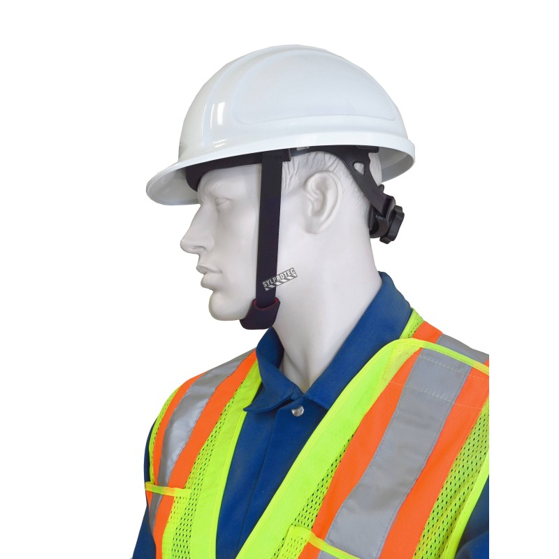800x800 North 2 Point Elastic Nylon Chin Strap, For North Zone Hard Hats.