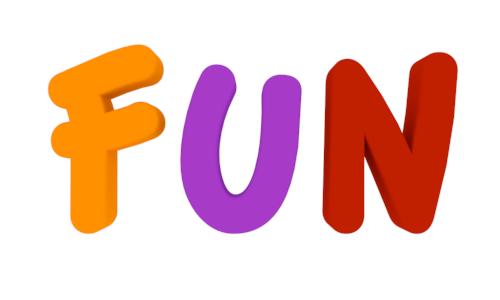 500x300 Fun Clipart