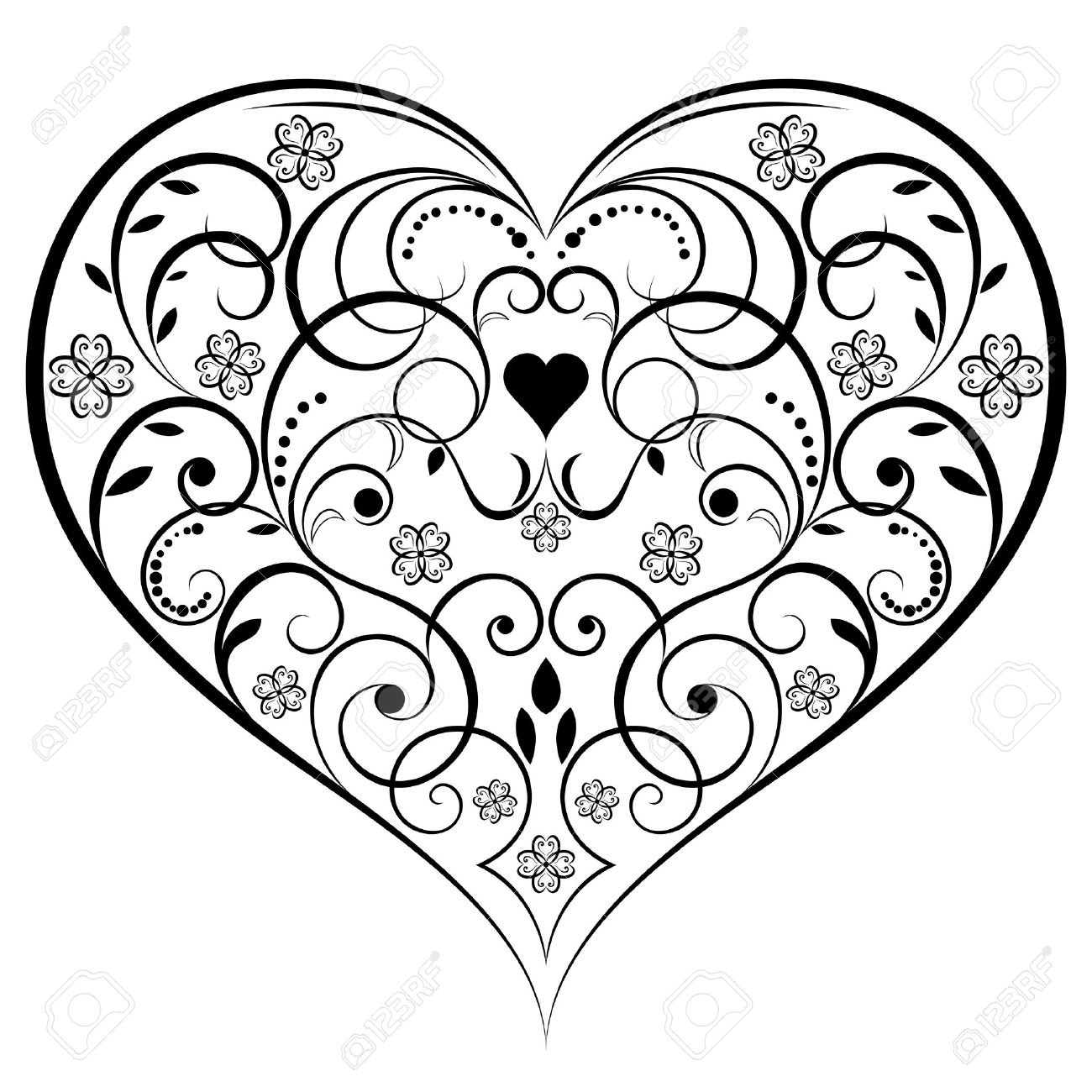 1300x1300 Heart Drawing Stock Photos Amp Pictures. Royalty Free Heart Drawing
