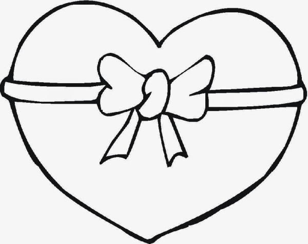 600x475 Valentine's Day Heart Drawings Images 2016 2017 B2b Fashion