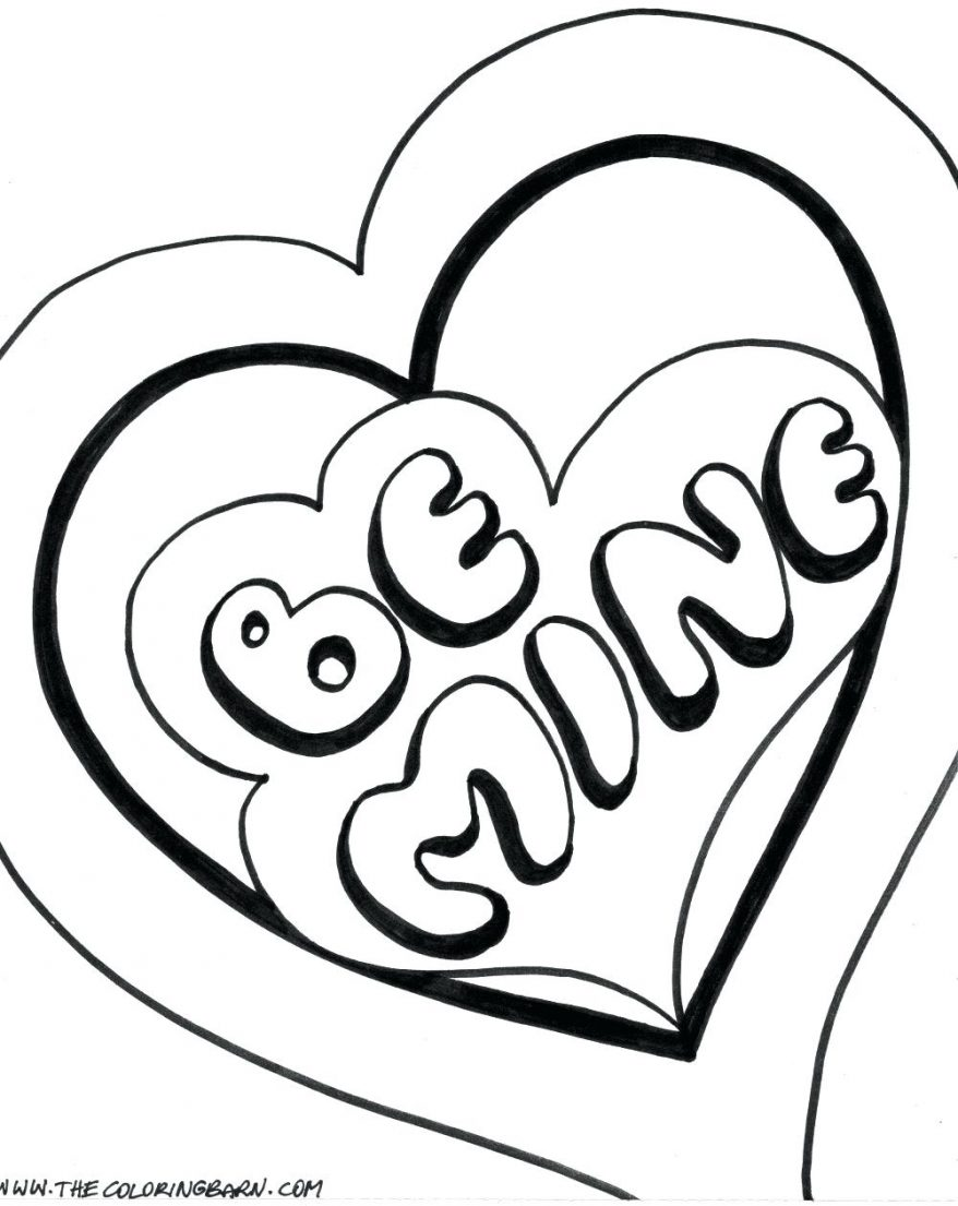 878x1105 Valentine ~ Valentine Staggering Valentines Day Heart Drawings