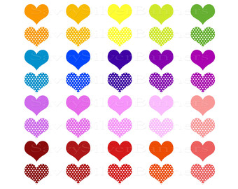 340x270 Hearts And Stars Clipart