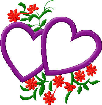 336x346 Hot Hearts Designs 561 Embroidery Stars