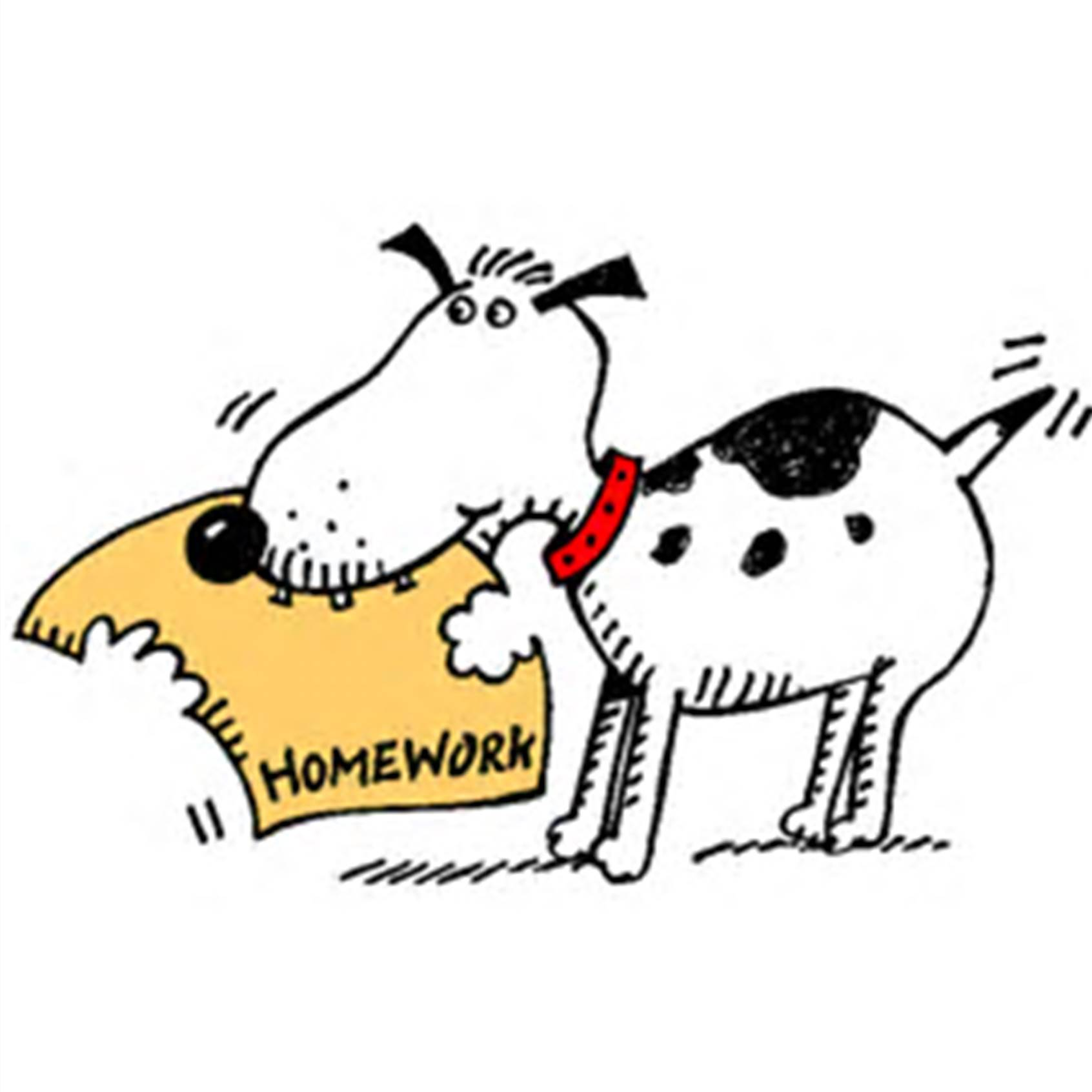 1692x1692 Dog Ate Homework Clipart