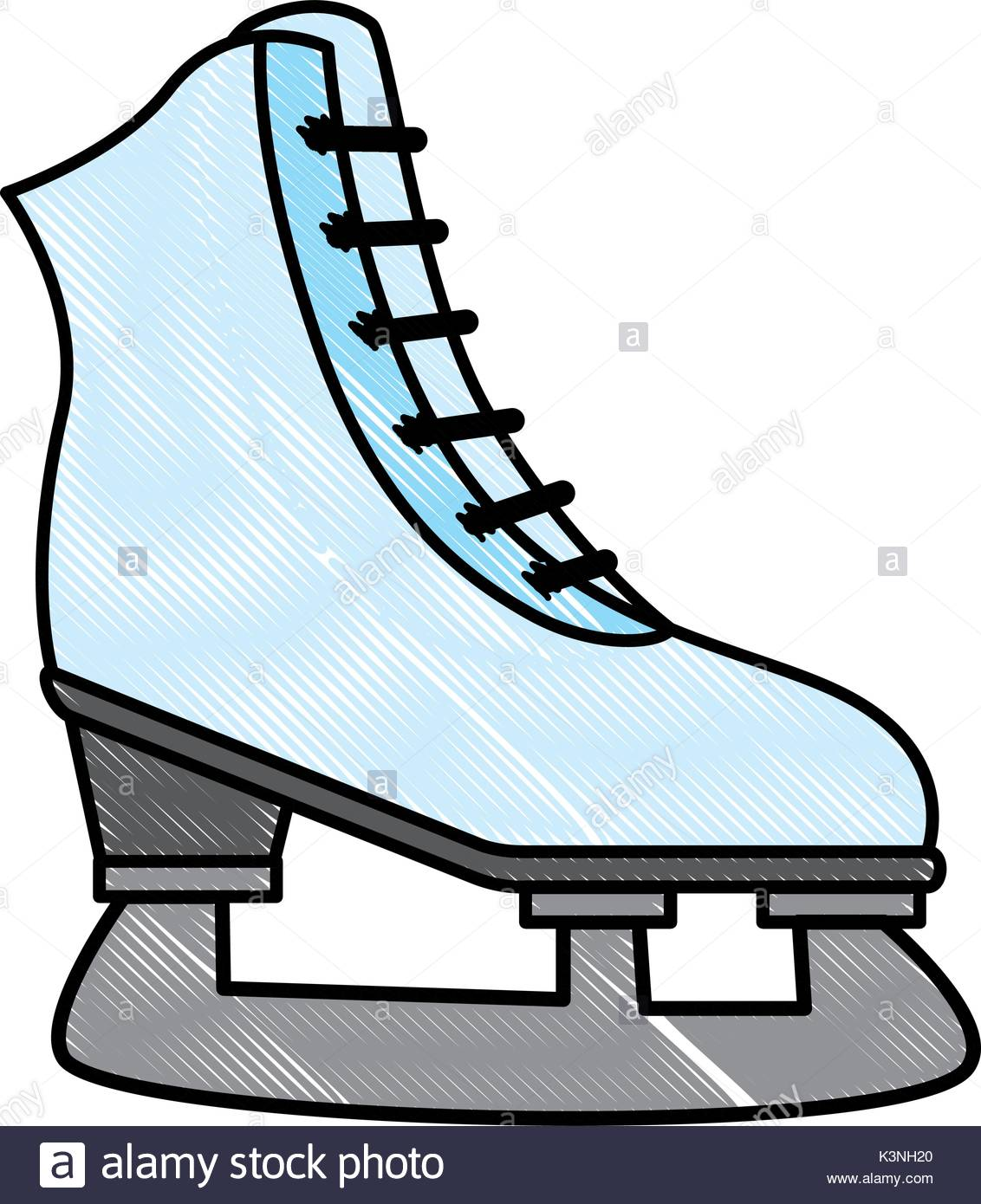 1132x1390 Draw Ice Skates Stock Photos Amp Draw Ice Skates Stock Images