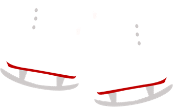 338x209 Pair Of Ice Skates Clip Art