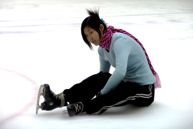 675x450 How To Overcome Your Fear Of Falling On Ice