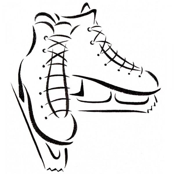 600x600 Ice Skates Clip Art Many Interesting Cliparts