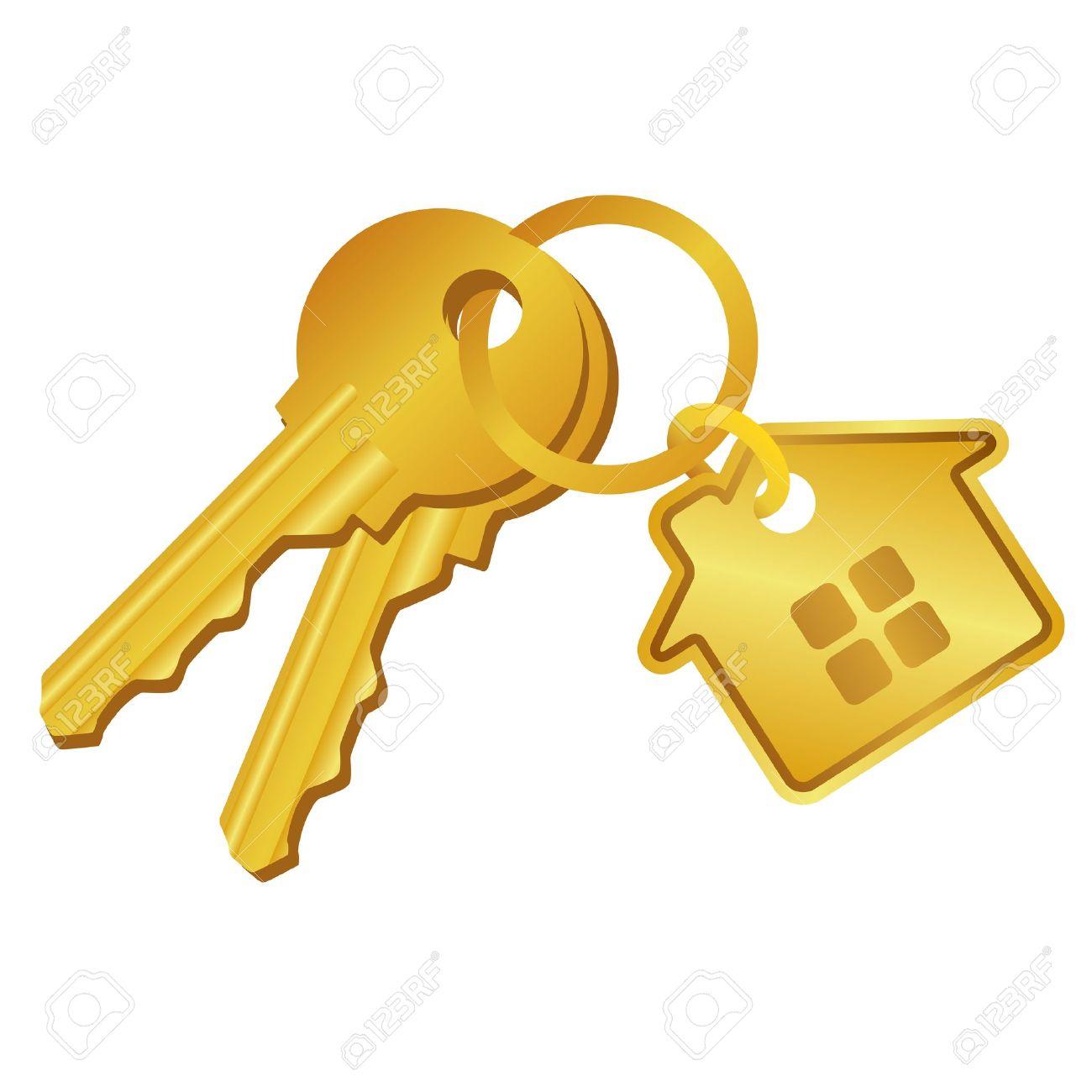 1300x1300 House Keys Clipart
