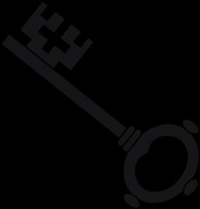 285x297 Key Clip Art