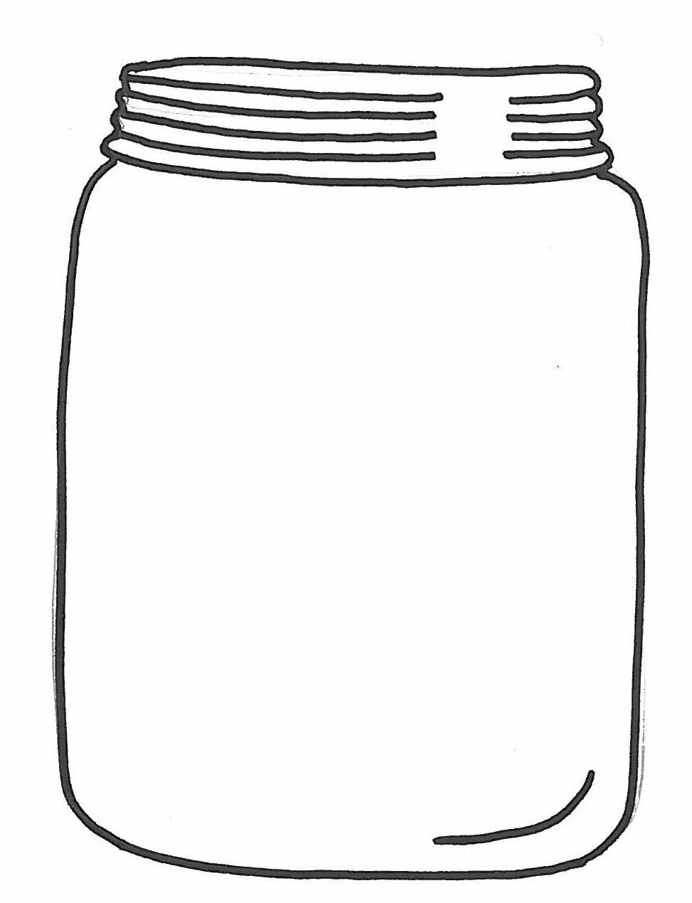 photo regarding Mason Jar Printable called Illustrations or photos Of Mason Jars Absolutely free down load simplest Pics Of