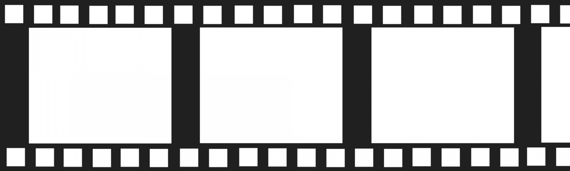 1920x576 Photography Clipart Film Reel