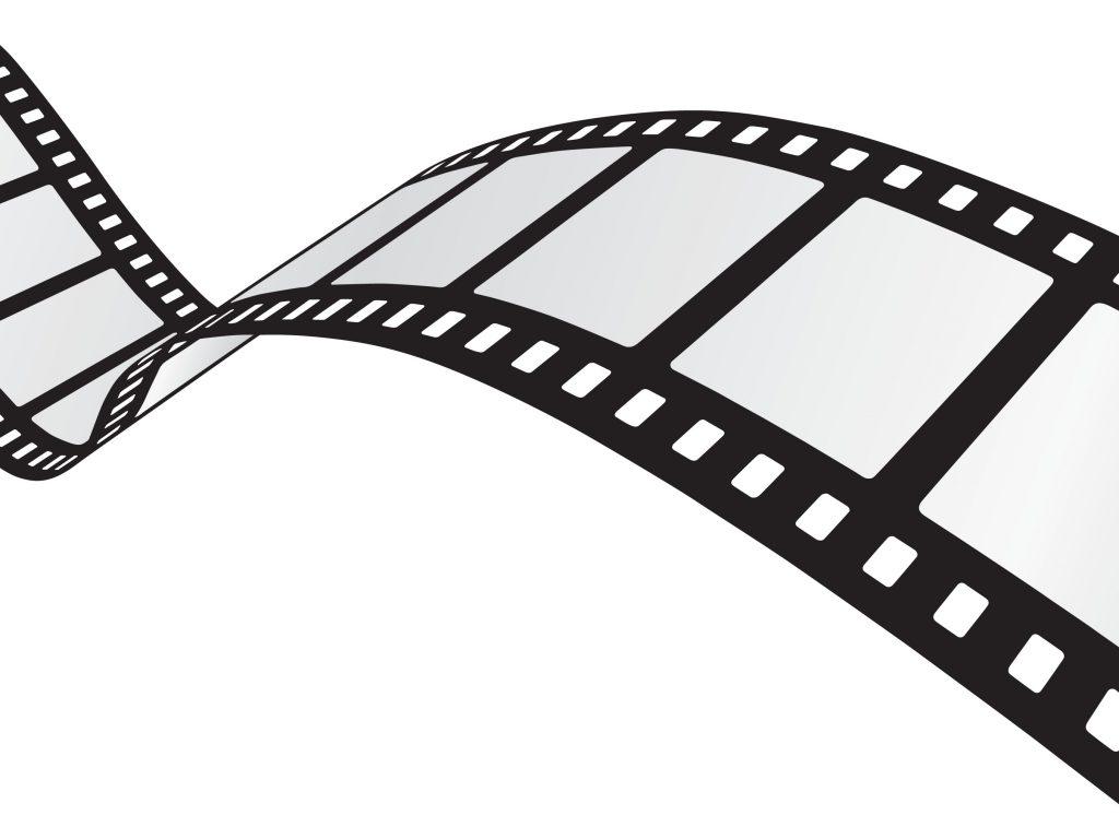 1024x768 Redoubtable Movie Reel Clip Art Film Clipart Image 20586